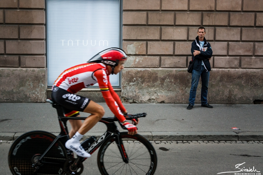 Tour de Pologne 2016, Bart De Clercq