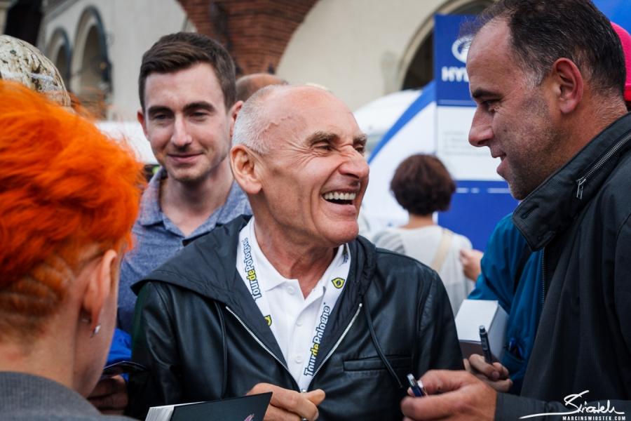 Tour de Pologne 2016, Czesław Lang