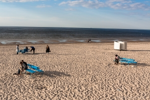 Old: Jurmala, Latvia, 29th April 2014