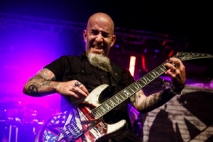 New: Scott Ian, Anthrax, 2nd June 2014