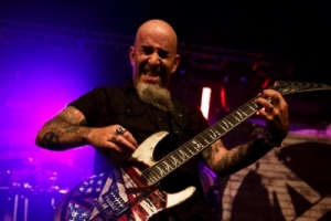 Old: Scott Ian, Anthrax, 2nd June 2014