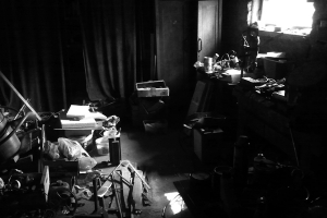 My grandfather\'s basement, Starachowice, October 2012
