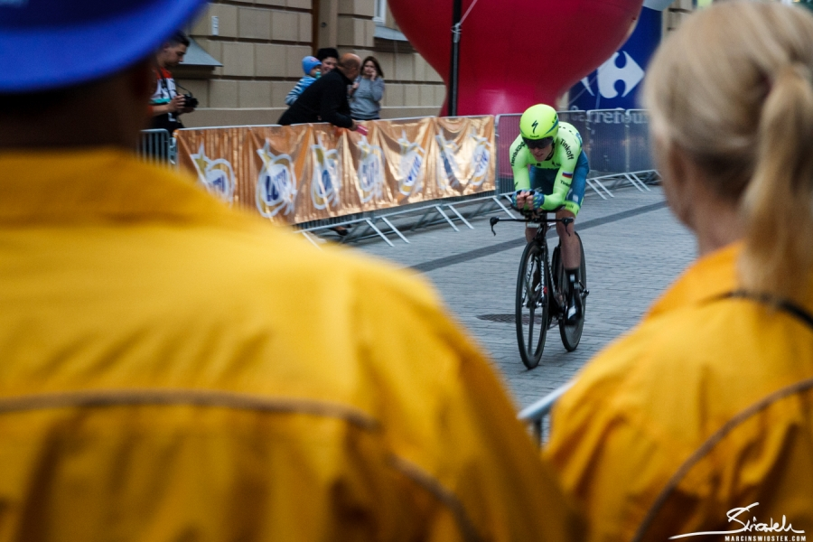 Tour de Pologne 2016, Jesper Hansen