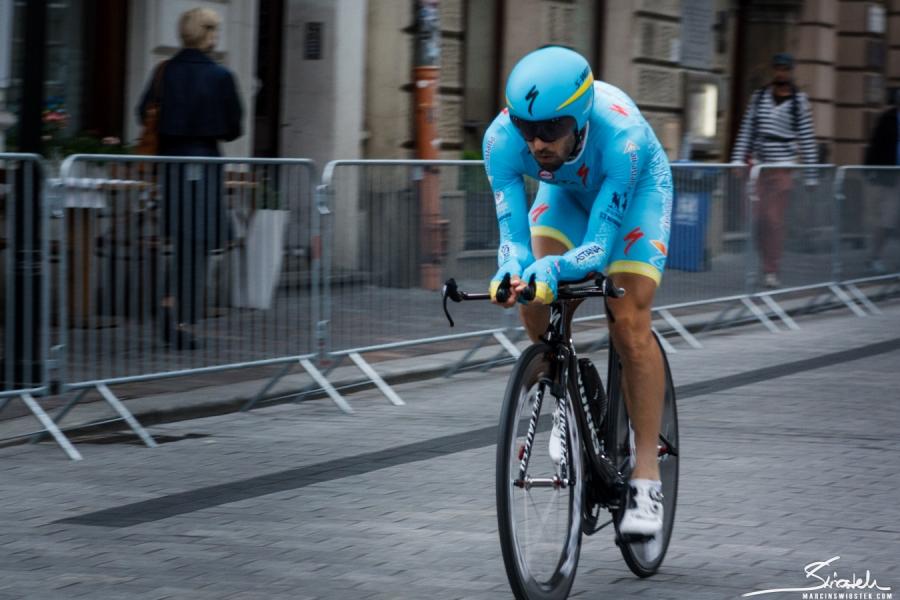 Tour de Pologne 2016, Dario Cataldo