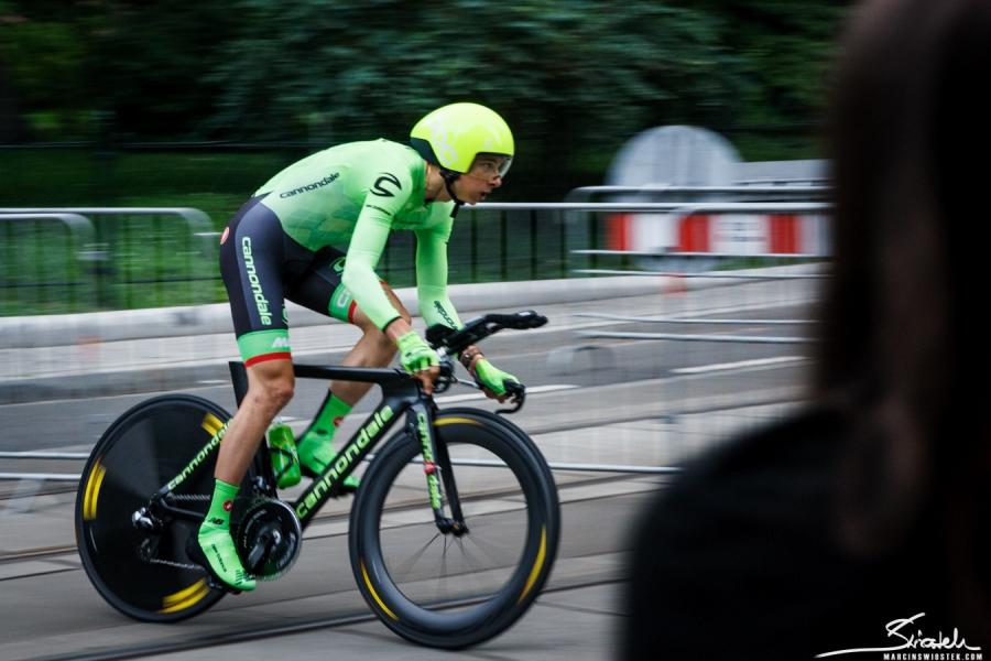 Tour de Pologne 2016, Davide Formolo