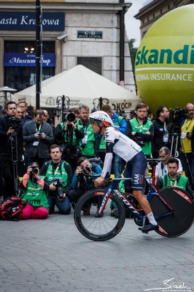 Tour de Pologne 2016, Lawrence Warbasse