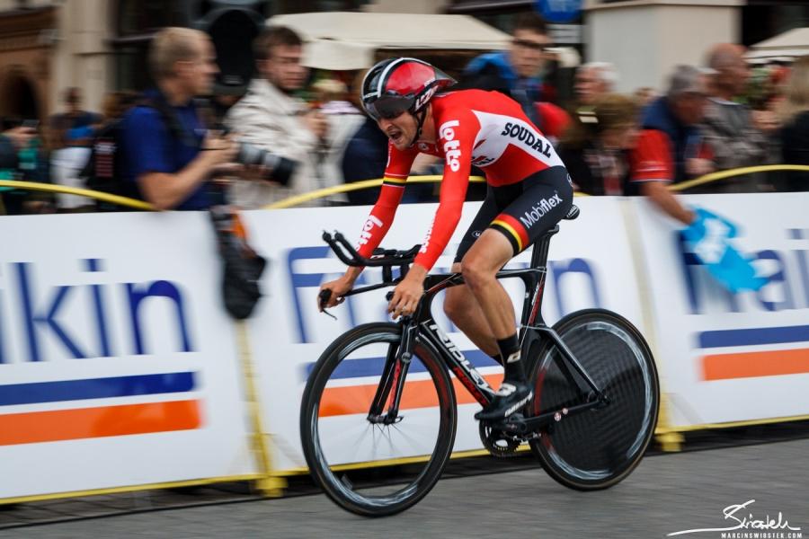 Tour de Pologne 2016,Tiesj Benoot