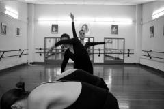 Ballet class, Girona, November 2009