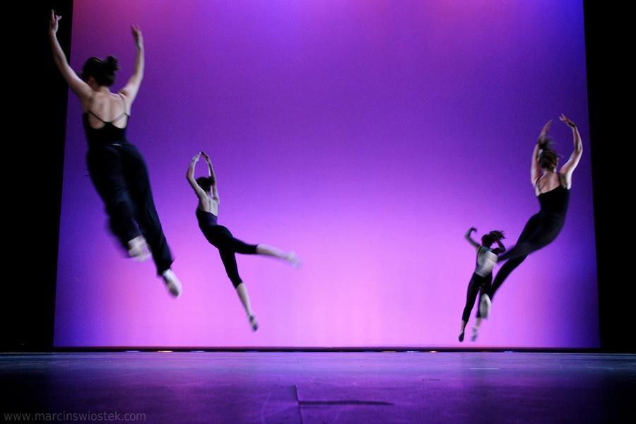 Ballet rehearsal, Girona, June 2008