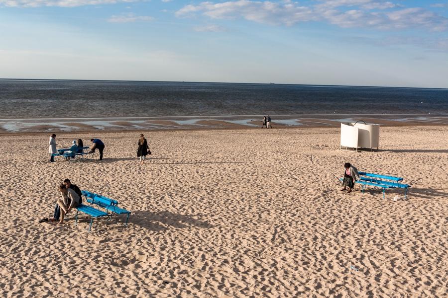 Baltic Sea from Jūrmala