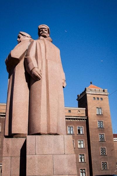 Latvian Riflemen Square